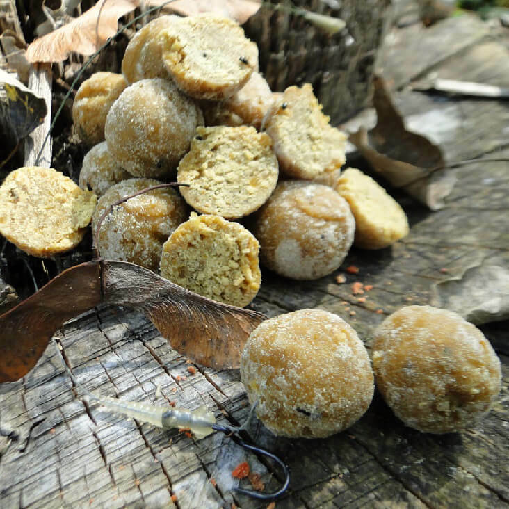 Boilies Mastodont Baits Scopex-Coconut 3kg 24mm
