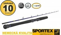Mořské pruty SPORTEX Neptoon jigging Stationaries 215cm 30lb